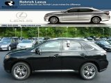 2013 Obsidian Black Lexus RX 450h AWD #85184576
