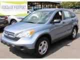 2008 Glacier Blue Metallic Honda CR-V LX 4WD #85230840