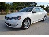 2014 Candy White Volkswagen Passat 1.8T SEL Premium #85230910