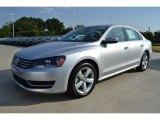 2014 Volkswagen Passat Reflex Silver Metallic