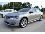 2014 Volkswagen Passat Tungsten Silver Metallic
