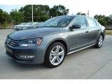 2014 Volkswagen Passat Platinum Gray Metallic