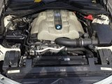 2005 BMW 6 Series Engines