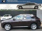 2013 Fire Agate Pearl Lexus RX 350 AWD #85230869