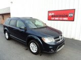 2014 Fathom Blue Pearl Dodge Journey SXT #85231006