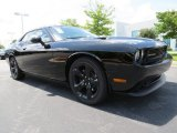 2013 Dodge Challenger R/T Blacktop Front 3/4 View