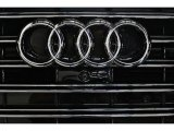 Audi A8 2013 Badges and Logos