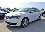 2014 Candy White Volkswagen Passat TDI SE #85230918