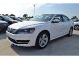 2014 Candy White Volkswagen Passat 2.5L SE #85230915