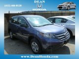 2013 Twilight Blue Metallic Honda CR-V LX AWD #85230953