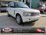 2007 Chawton White Land Rover Range Rover HSE #85230949