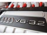 Audi TT 2008 Badges and Logos