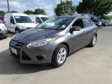 2014 Sterling Gray Ford Focus SE Sedan #85250693