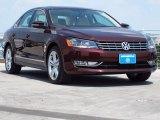 2014 Opera Red Metallic Volkswagen Passat TDI SE #85250730