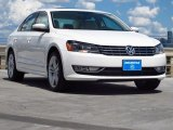 2014 Candy White Volkswagen Passat TDI SEL Premium #85254785