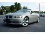 2008 Platinum Bronze Metallic BMW 3 Series 335i Convertible #85254752