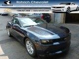 2014 Blue Ray Metallic Chevrolet Camaro LS Coupe #85254796