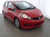 2013 Milano Red Honda Fit Sport #85254622