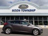 2012 Sterling Grey Metallic Ford Focus SEL 5-Door #85269665