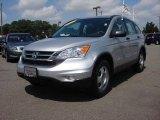 2011 Alabaster Silver Metallic Honda CR-V LX 4WD #85270000