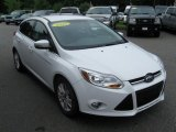2012 Oxford White Ford Focus SEL 5-Door #85269933
