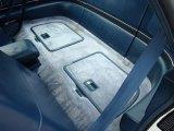Buick Reatta Interiors