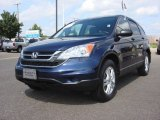 2011 Royal Blue Pearl Honda CR-V EX 4WD #85269997