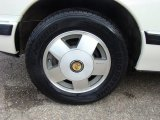 Buick Reatta Wheels and Tires