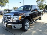 2013 Kodiak Brown Metallic Ford F150 XLT SuperCab #85269580