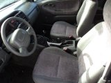 Chevrolet Tracker Interiors