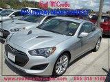 2013 Platinum Metallic Hyundai Genesis Coupe 2.0T Premium #85269569