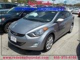 2013 Titanium Gray Metallic Hyundai Elantra Limited #85269568