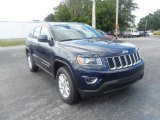 2014 True Blue Pearl Jeep Grand Cherokee Laredo 4x4 #85269968