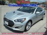 2013 Platinum Metallic Hyundai Genesis Coupe 3.8 Grand Touring #85269564
