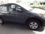 2013 Polished Metal Metallic Honda CR-V LX #85269504
