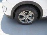 2013 Hyundai Santa Fe GLS AWD Wheel