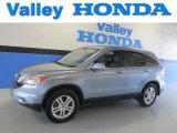 2010 Glacier Blue Metallic Honda CR-V EX-L AWD #85269549