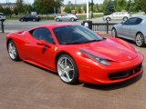 Ferrari 458 2012 Data, Info and Specs