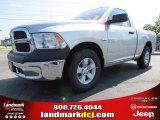 2014 Bright Silver Metallic Ram 1500 Tradesman Regular Cab #85309908
