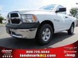 2014 Bright White Ram 1500 Tradesman Regular Cab #85309907