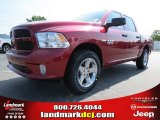 2014 Deep Cherry Red Crystal Pearl Ram 1500 Express Crew Cab #85309904