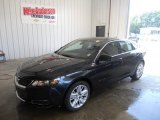 2014 Blue Ray Metallic Chevrolet Impala LS #85310402