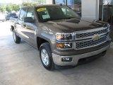 2014 Brownstone Metallic Chevrolet Silverado 1500 LT Crew Cab 4x4 #85310399