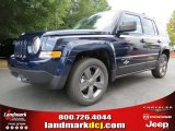 2014 True Blue Pearl Jeep Patriot Freedom Edition #85309889