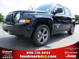 2014 True Blue Pearl Jeep Patriot Freedom Edition #85309888