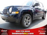 2014 True Blue Pearl Jeep Patriot Freedom Edition #85309887
