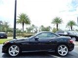 2014 Mercedes-Benz SLK Black