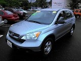 2008 Glacier Blue Metallic Honda CR-V LX 4WD #85310083