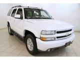 2004 Summit White Chevrolet Tahoe Z71 4x4 #85310197