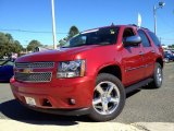 2013 Crystal Red Tintcoat Chevrolet Tahoe LTZ 4x4 #85309877